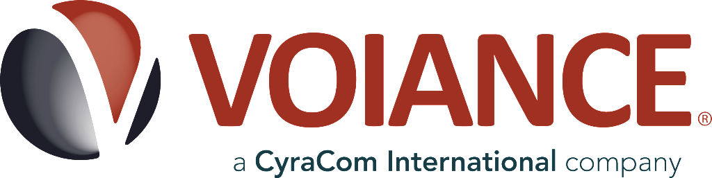 Voiance CIC 2c Gradient Logo (RGB Digital)